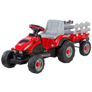 Picture of LITTLE TRACTOR W/WAGON 6 VOLT