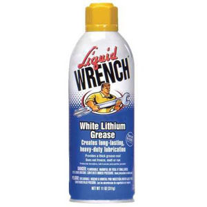 LIQUID WRENCH WHITE LITHIUM GREASE 10.25 OZ #L6-16